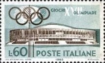 [The 17th Olympic Games, Rome, Typ YJ]