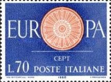 [EUROPA Stamps, type YO1]