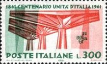 [The 100th Anniversary of Italian Unity, Typ ZV]