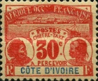 [Postage Due Stamps, type A3]