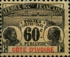 [Postage Due Stamps, type A5]