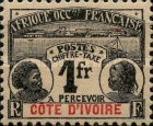 [Postage Due Stamps, type A6]