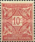 [Postage Due Stamps - New Design, type B1]