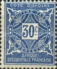 [Postage Due Stamps - New Design, type B4]