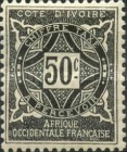 [Postage Due Stamps - New Design, Typ B5]