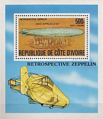 [Airmail - History of the Airship, Typ ]