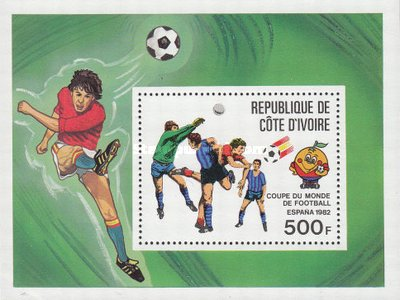 [Football World Cup - Spain 1982, Typ ]