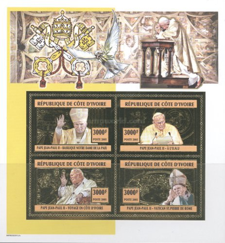 [Pope John Paul II, 1920-2005 - In Memoriam, type ]