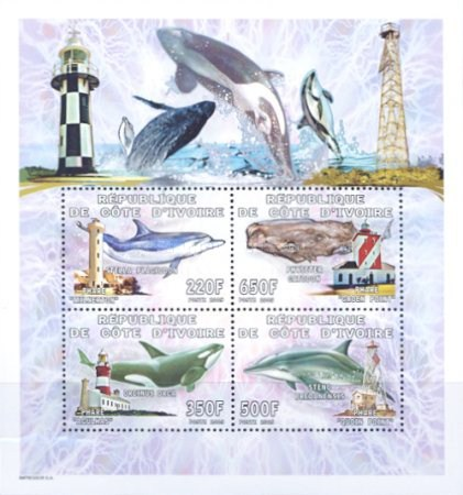 [Whales and Lighthouses - Without Frame, Typ ]