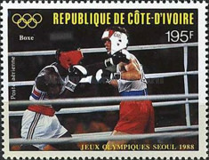 [Airmail - Olympic Games - Seoul, South Korea, Typ ACK]