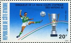 [Ivory Coast Victory in African Nations Football Cup Championship, Senegal, type AFX]