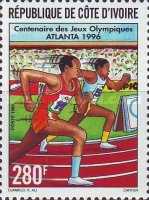 [The 100th Anniversary of Modern Olympic Games and Olympic Games - Atlanta, USA, Typ AJH]