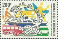 [Day of the Stamp and 125th Anniversary of U.P.U., Typ AKY]