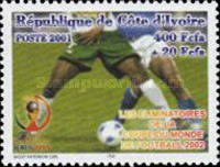 [Qualifying Games for Football World Cup - South Korea and Japan (2002), Typ ANF]