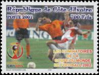 [Qualifying Games for Football World Cup - South Korea and Japan (2002), Typ ANH]