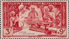 [Airmail - Colonial Child Welfare Fund, Typ AP]