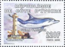 [Whales & Lighthouses - White Frame, Typ AQB]