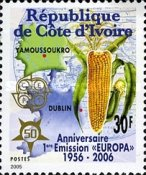 [The 50th Anniversary (2006) of the First EUROPA Stamps, Typ ASO]