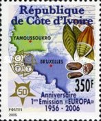 [The 50th Anniversary (2006) of the First EUROPA Stamps, Typ AST]
