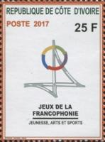 [Sports - Francophonie Games, type AYW]