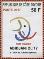 [Sports - Francophonie Games, type AYX]