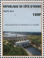 [Inauguration of the Soubré Hydroelectric Dam, type AZC]
