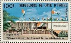 [The 112th Interparliamentary Council Session, Abidjan, type JI]