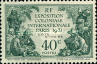 """[""""Colonial Exhibition"""", type K]"""