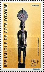 [Ivory Coast Art, type LI]