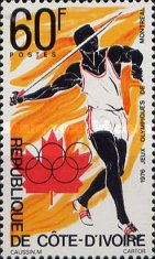 [Olympic Games - Montreal, Canada, Typ LP]