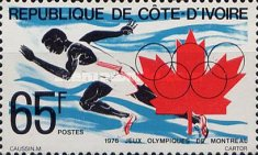 [Olympic Games - Montreal, Canada, type LQ]