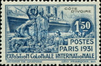 """[""""Colonial Exhibition"""", type N]"""