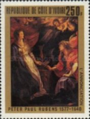 [The 400th Anniversary of the Birth of Peter Paul Rubens, Artist, 1577-1640, type NF]