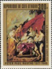 [The 400th Anniversary of the Birth of Peter Paul Rubens, Artist, 1577-1640, Typ NG]