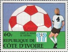 [Football World Cup - Argentina, type NS]