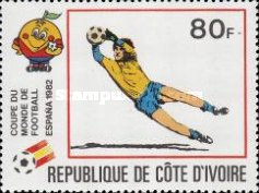 [Football World Cup - Spain 1982, Typ ST]