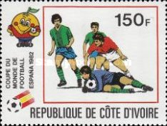 [Football World Cup - Spain 1982, Typ SV]