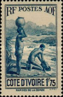 [The Ivory Coast, type T1]