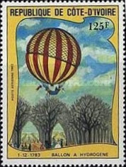 [The 200th Anniversary of Manned Flight, Typ VH]