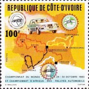 [World and African Car Rally Championships, Typ WH]
