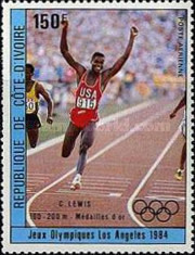 [Airmail - Olympic Games Medallists, Typ XU]