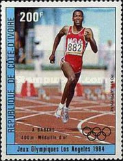 [Airmail - Olympic Games Medallists, Typ XV]