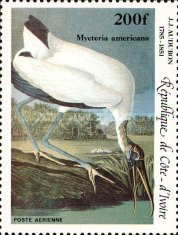 [Airmail - Birds - The 200th Anniversary of the Birth of John J. Audubon, 1785-1851, Typ YJ]
