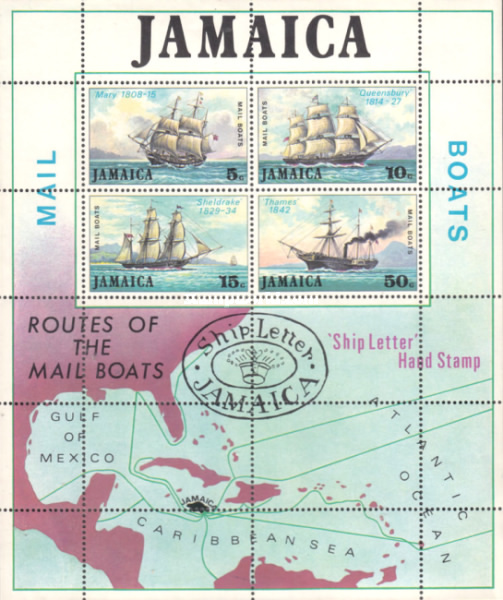 [Mail Boats, type ]