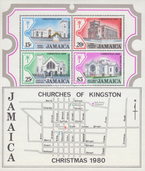 [Christmas - Churches of Kingston, type ]