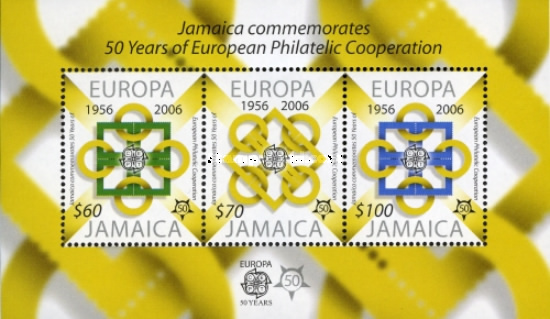 [The 50th Anniversary of the Philatelic Cooperation, type ]