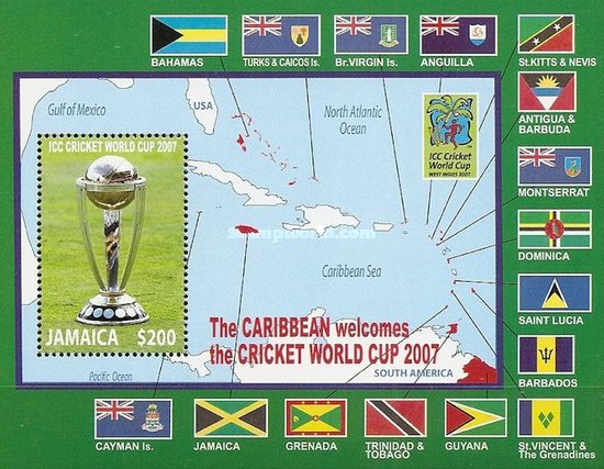 [ICC Cricket World Cup, West Indies, type ]