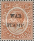 [Issues of 1906 & 1912 - 1916 Overprinted