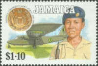[The 50th Anniversary of Jamaica Combined Cadet Force, type ACK]