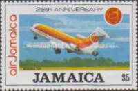 [The 125th Anniversary of Air Jamaica, type ADD]
